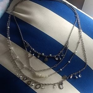 Loft multi-layer necklace